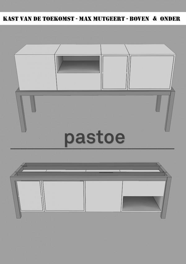 Pastoe Kast