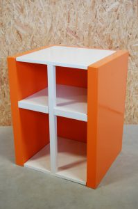 PushMax2 - Design - Dutch - Interieur - Oranje - Meubel -